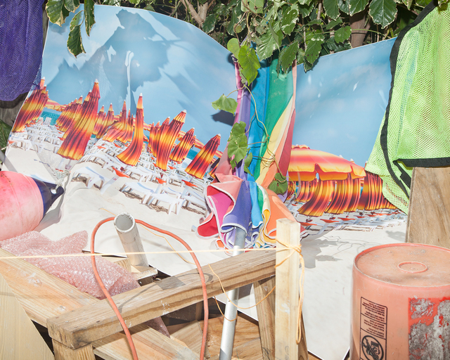 , 'Umbrella, Umbrella, Umbrella,' 2016, Miranda Kuo Gallery