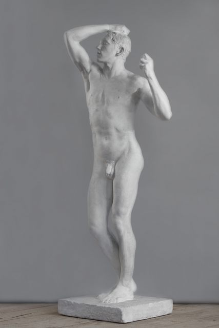 , 'Âge d'airain, grand modèle (The Age of Bronze, large model),' 1877, Musée Rodin