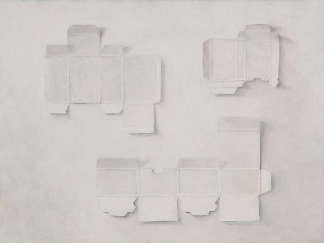 , 'Open,' 2016, Clark Gallery