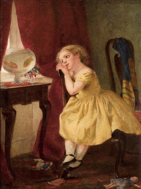 , 'Goldfish,' 1859, Godel & Co.