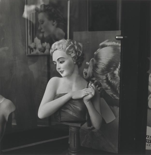 , 'Beauty Shop, New York,' 1949-printed 2001, Smithsonian American Art Museum