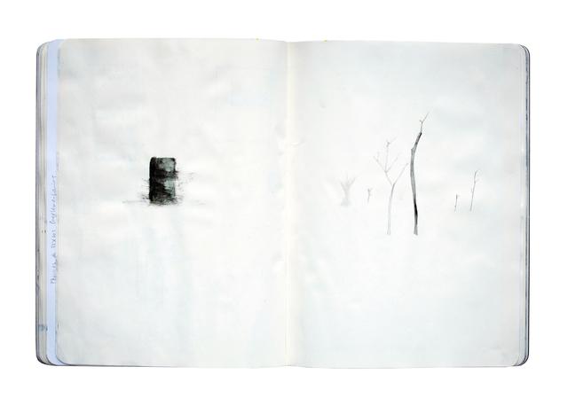 , 'Artist Sketchbook ,' 2015, Casa Nova Arte e Cultura Contemporanea