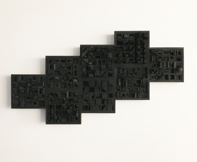 , 'Night Zag VI,' 1966, Nohra Haime Gallery