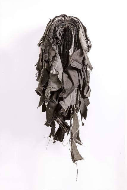 , 'Badboy Black Denim,' 2014, Magnin-A