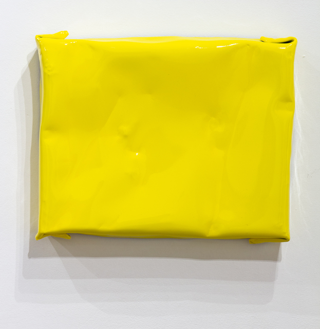 , 'Untitled (yellow),' 2018, DENK Gallery