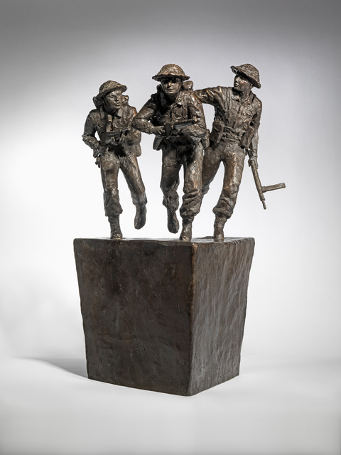 David Williams-Ellis, 'The D-Day Sculpture Maquette', 2019, Portland Gallery