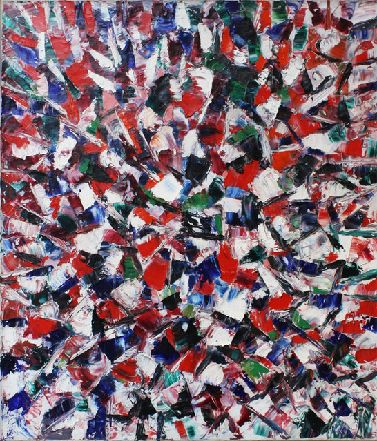 , 'Untitled,' 1958, Cosner Art Gallery