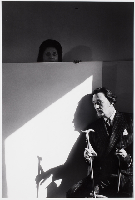 , 'Gala and Salvador Dali, New York,' 1959, Fahey/Klein Gallery