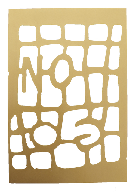 , 'No Go,' 2013, Rhona Hoffman Gallery