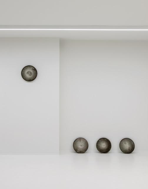 , 'Hubcaps,' 2000, Art Partout