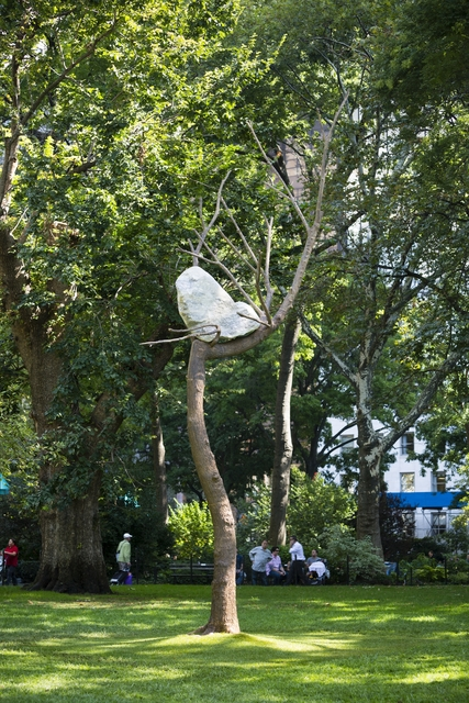 , 'Idee di pietra - Olmo (Ideas of Stone - Elm),' 2008, Madison Square Park