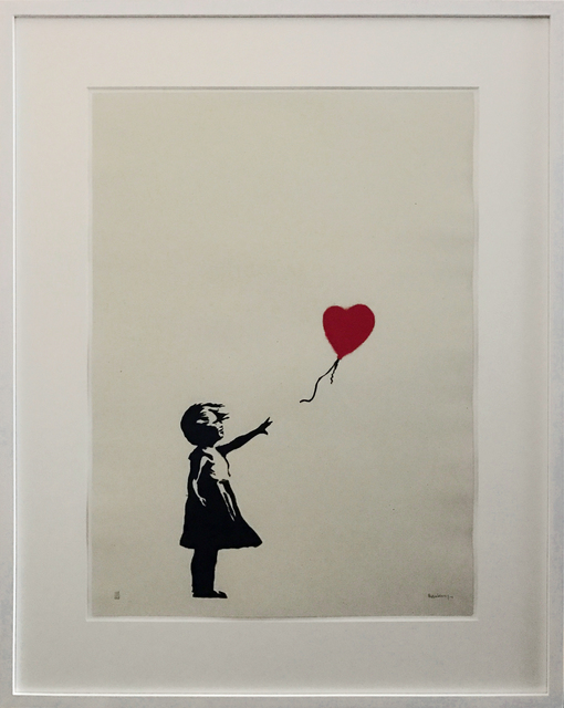 , 'Girl with Balloon signed,' , Galerie Kronsbein