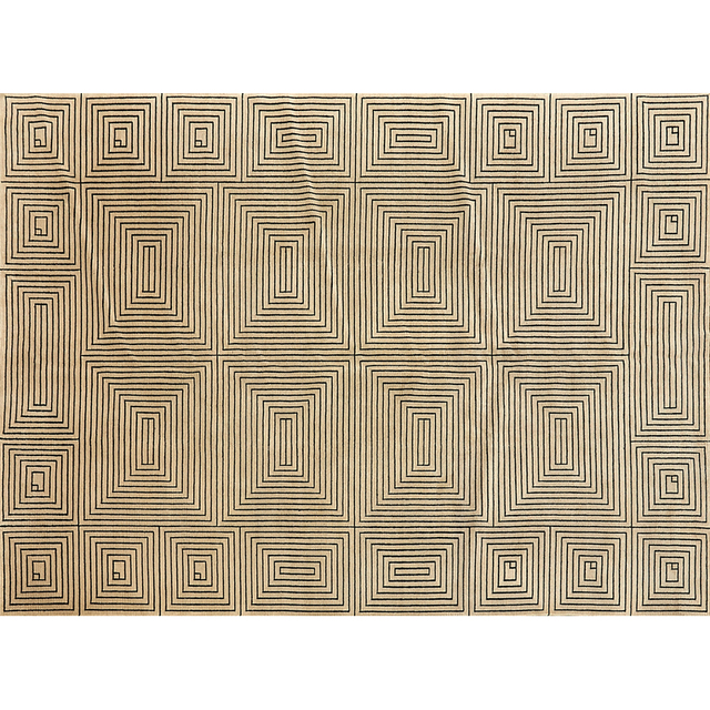 'Contemporary Wool Rug', Rago