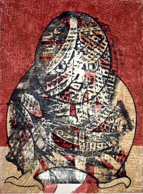 Max Ernst, 'Owl | Hibou', 1955, Gilden's Art Gallery