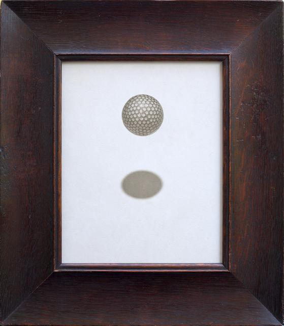 , 'Golf Ball,' 2014, MM Fine Art