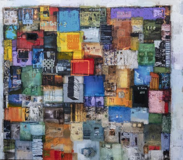 , 'Floating City XIII,' 2019, Addis Fine Art
