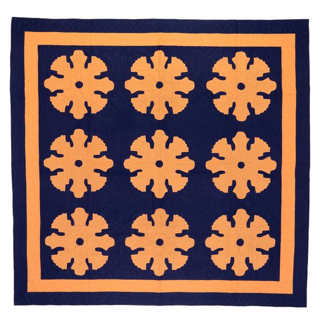 'Snowflake', 1880, Textile Arts, Coton, PIASA