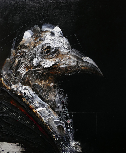Eric Lacombe, 'Anomalie 9', 2017, Booth Gallery