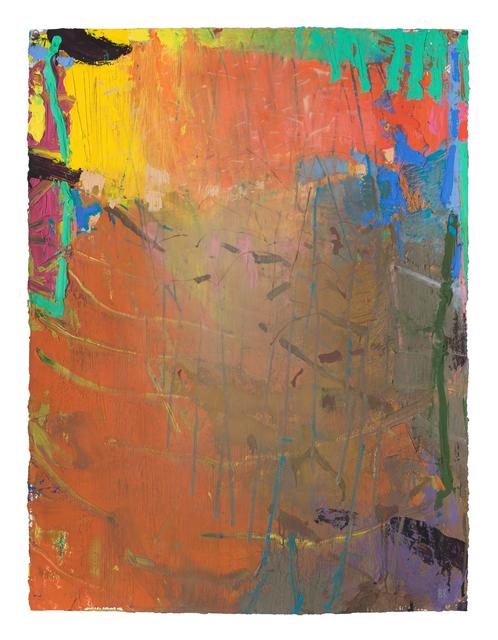, 'Looming Pine 4,' 2018, Nancy Toomey Fine Art
