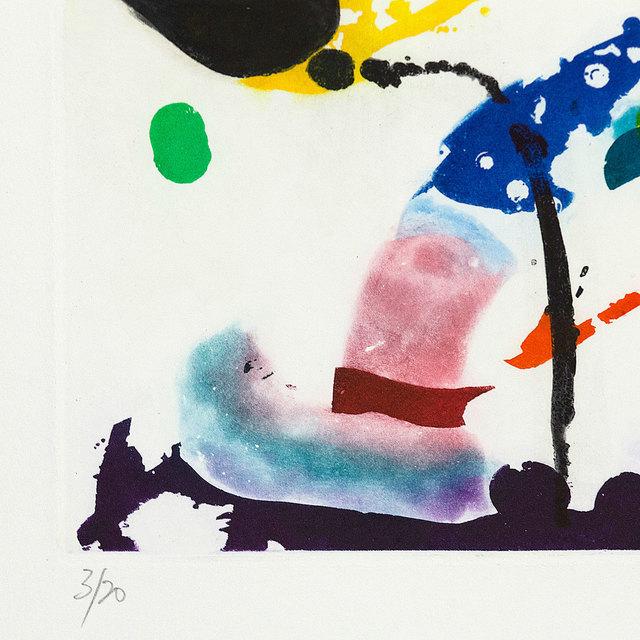Sam Francis, 'Untitled (Celebration)', 1992, Caviar20