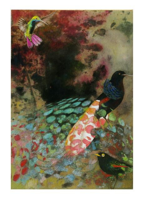 , 'Birds 010,' ca. 2017, Artgráfico