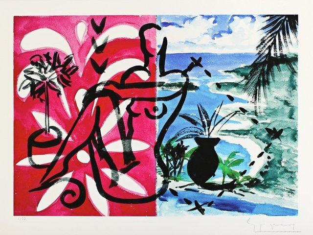 Stefan Szczesny, 'Makkaroni Beach', ARTEDIO
