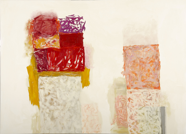 , 'Reds Rising,' 2015, Kathryn Markel Fine Arts