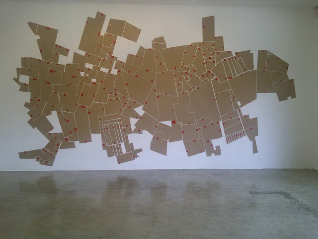 Pepe López, 'Geometrias marginales', 2014, Museum of Arts and Design