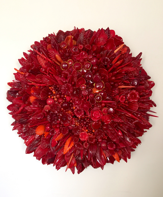 , 'ROUGE FLAMBE,' 2015, Heller Gallery