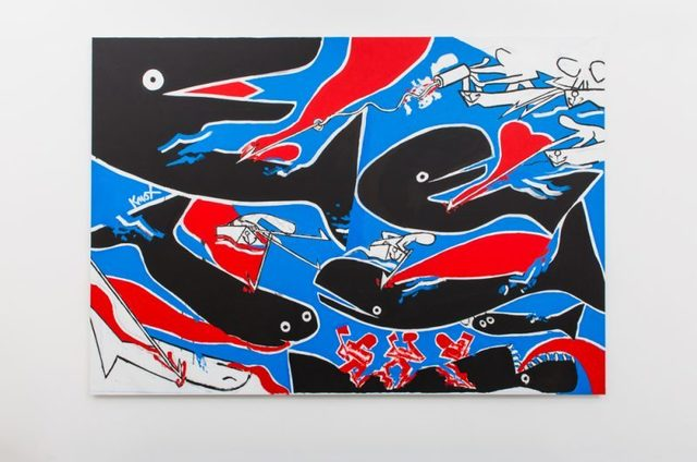 , 'The Whaling Wall,' 2011, Todd Merrill Studio