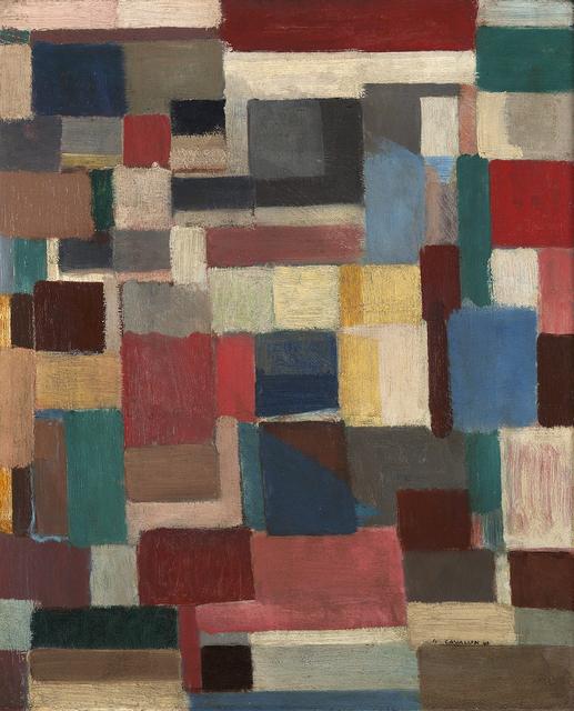 Giorgio Cavallon, 'Untitled', 1946, Berry Campbell Gallery