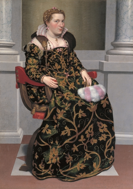 , 'Isotta Brembati,' 1555, Royal Academy of Arts