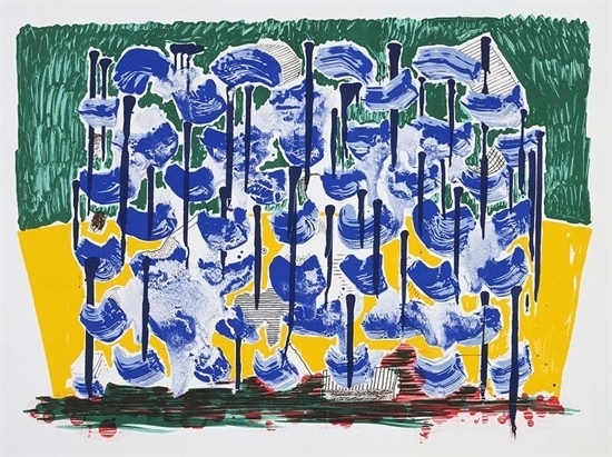 , 'Slow Forest,' 1993, Denis Bloch Fine Art