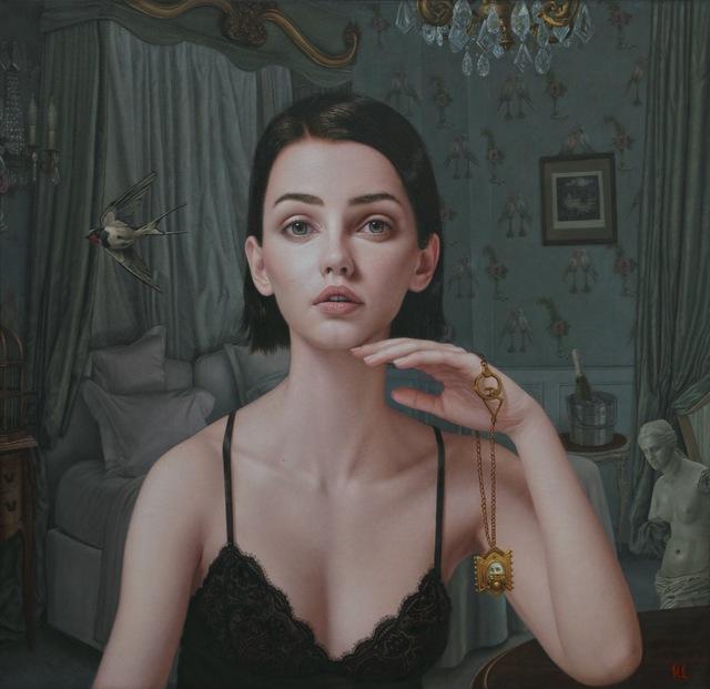Kris Lewis, 'Under the Rose (Sub rosa)', 2019, RJD Gallery