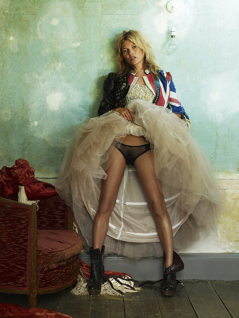 , 'Kate Moss,' 2008, Kunstforeningen GL STRAND