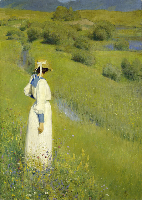 Richard Riemerschmid, 'In the Countryside', 1895, Alte Nationalgalerie