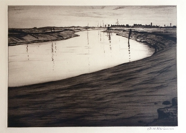 , 'Ebb Tide (On the Camber),' 1918, Gerrish Fine Art