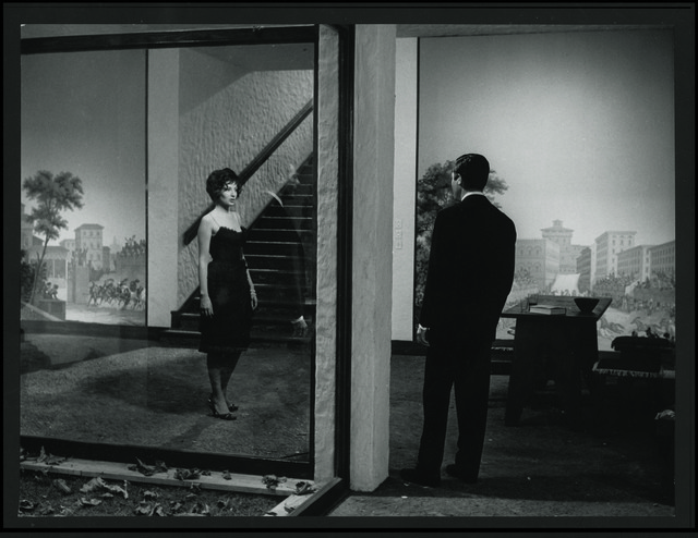 Michelangelo Antonioni, 'La Notte (film still with Monica Vitti & Marcello Mastroianni)', 1961, EYE Filmmuseum Amsterdam
