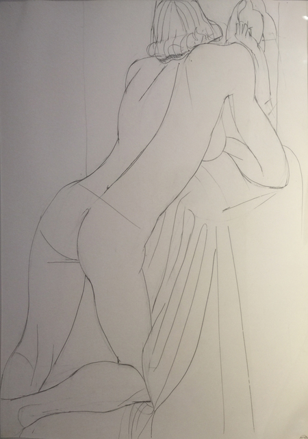 , 'Cynthia Back,' 1983, Octavia Art Gallery
