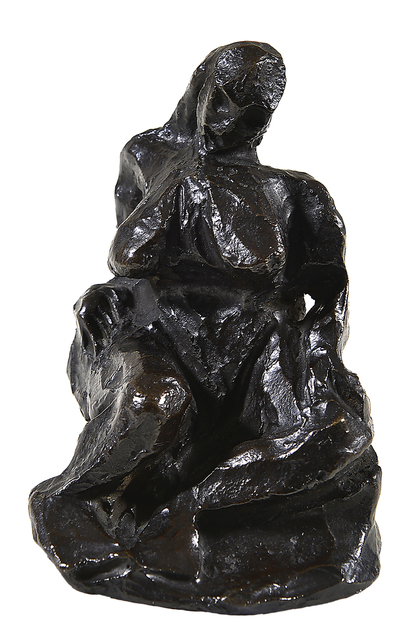 , 'Femme assise,' ca. 1960, BAILLY GALLERY