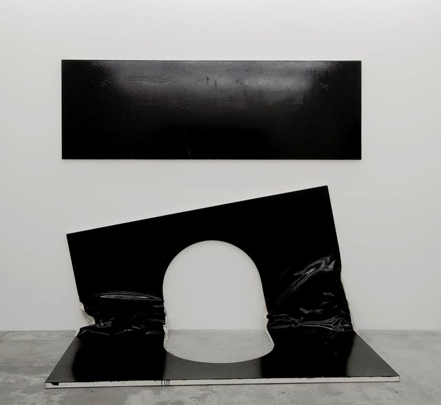 , 'The Self Mutilation Bootleg 2 (The Open Grave),' 2003, Gagosian