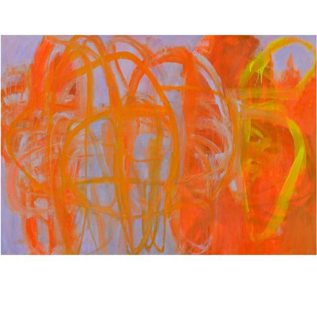 , 'FIELD OF ALL POSSIBILITIES II,' , Exhibit by Aberson