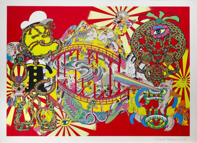 , 'Lost and wandering Bridge # 12,' 2012, Minnano Gallery
