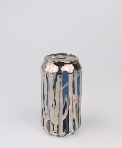 , 'Beer Can 23,' 2017, Cindy Lisica Gallery