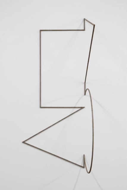 , 'Dictionary of Insubordinate Geometry (DIG) #1,' 2014, Luis De Jesus Los Angeles