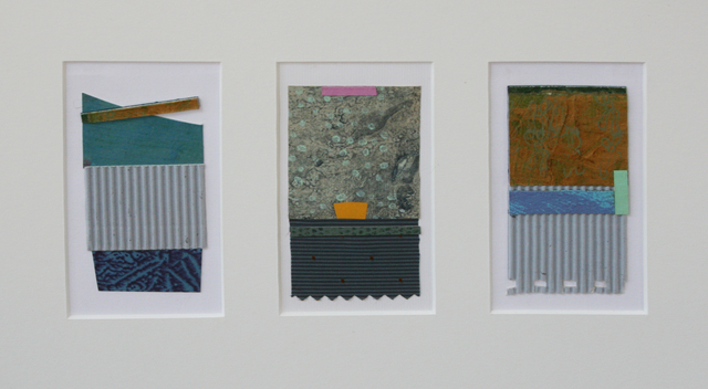 , 'Untitled Collage 9+ 10+ 11,' , Wallace Galleries