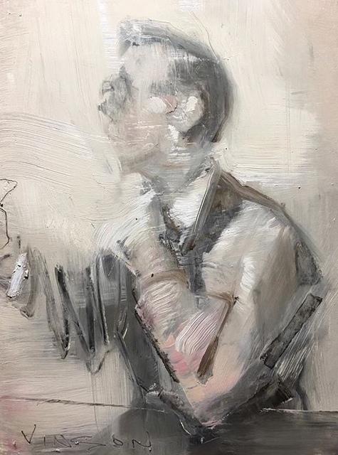 , 'The Draftsman,' 2018, Vanessa Rothe Fine Art
