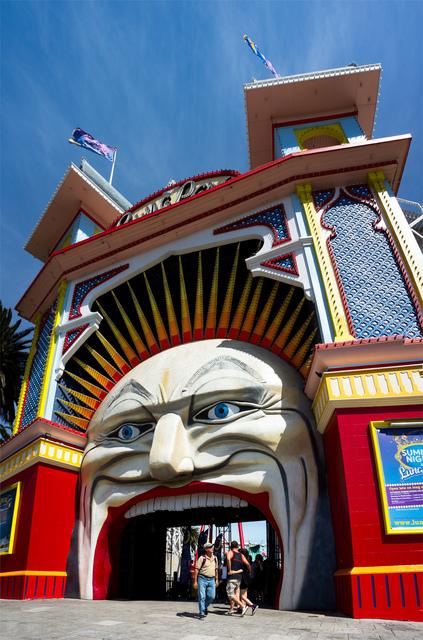 , 'Arcade Face, Melbourne, Australia,' 2013, Stellars Gallery