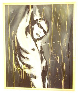 , 'Figure in Grey,' 1988, Pan American Art Projects