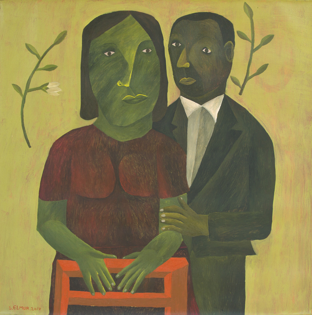 , 'A Wedding Anniversary,' 2017, Circle Art Gallery
